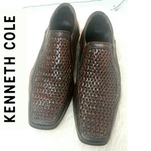 Kenneth Cole Reaction woven Slip On Men Shoes